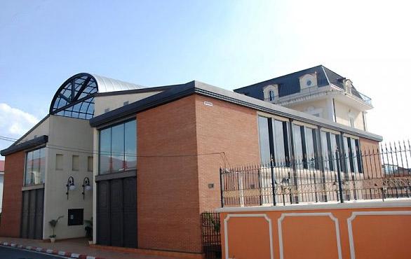 Biblioteca-nacional-guinea-ecuatorial-magno-suites
